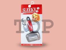 【SLEEKY】ペット用ブラシ