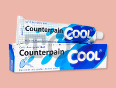Counterpain COOL カウンターペインクールジェル