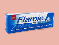 Flamic gel フラミクジェル25g