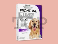 フロントラインプラス 犬用 20~40kg未満