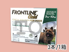 フロントラインゴールド 小型犬用 3~10kg