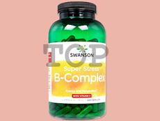 スーパーストレス・B-コンプレックス+ビタミンC