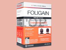 (Foligain)トリプルアクション・コンプリートフォーミュラフォーシニングヘアー(男性用)